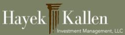 Hayek Kallen Investment Management