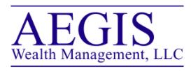 Aegis Wealth Management, LLC