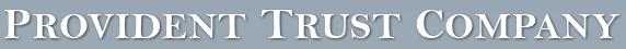 Provident Trust Company
