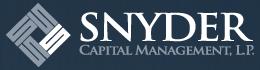 Snyder Capital Management
