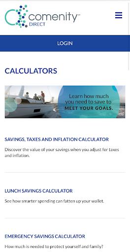 Comenity Direct calculators