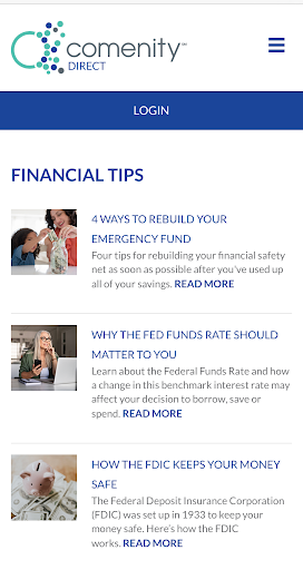 Comenity Direct financial tips